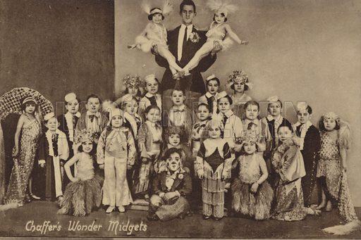 Chaffer's Wonder Midgets.