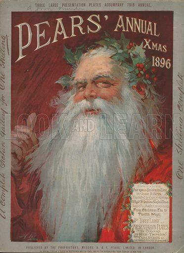 Pears Annual, Christmas 1896