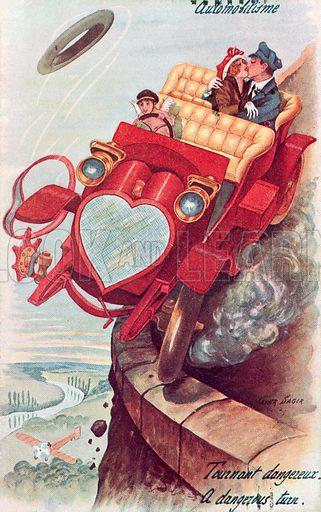 Motoring: a dangerous turn