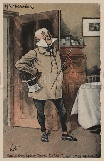Mr Micawber, David Copperfield