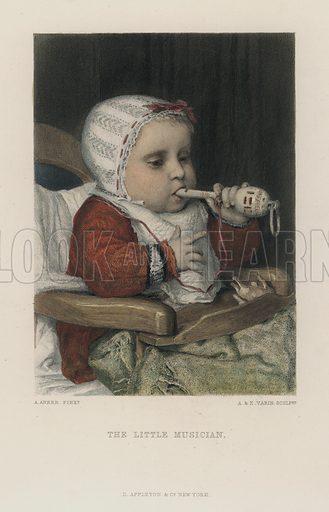 The Little Musician.