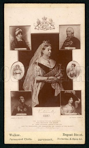 Golden Jubilee of Queen Victoria.