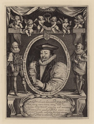 John Williams (1582-1650), Bishop of Lincoln, later Archbishop of York, c1621.