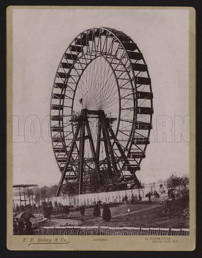 Great Wheel, Earl's Court, London