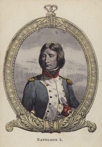 Napoleon I of France (1769–1821).