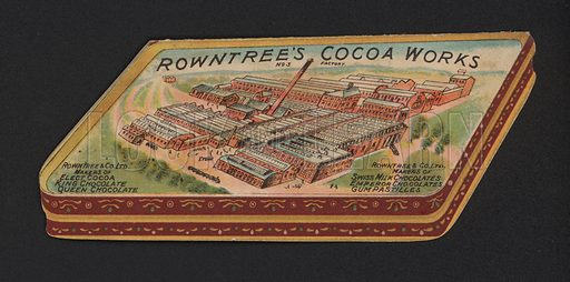 Rowntree's Cocoa Works.