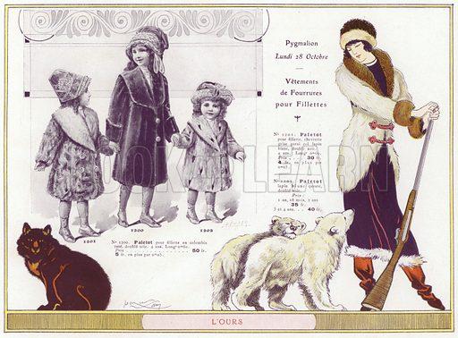 Women and Furs, Bear