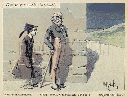 Tramp and Gentleman.