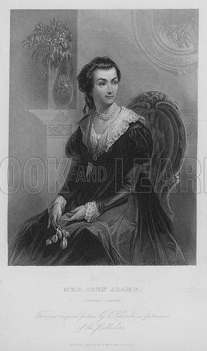 Mrs John Adams, Abigail Smith.