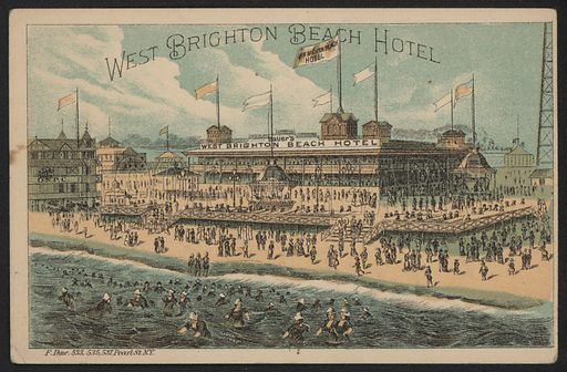 West Brighton Beach Hotel, USA