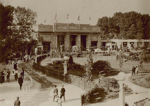 British Empire Exhibition, 1924-25.