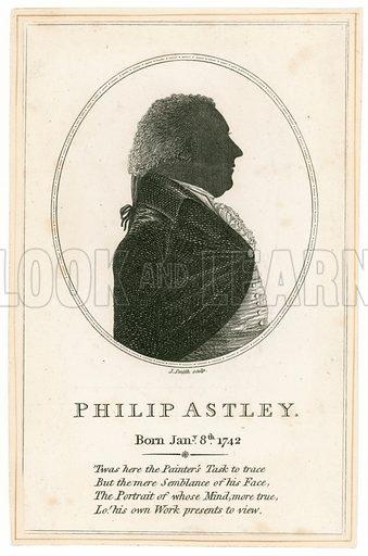 Philip Astley.