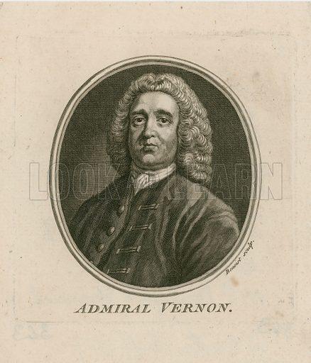 Admiral Vernon.