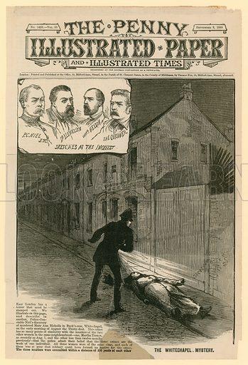 Murder of Mary Ann Nichols.