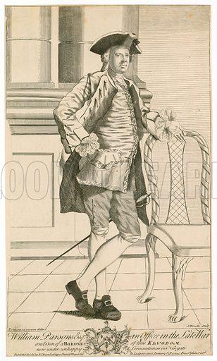 Portrait of William Parsons.