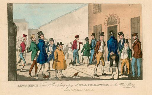 King's Bench. 1822.