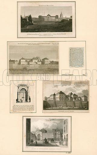 Coldbath Field Prison.