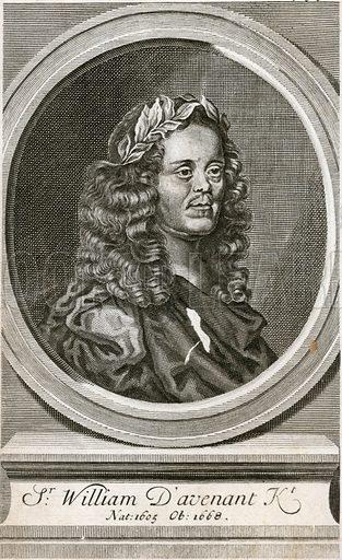 Sir William Davenant.