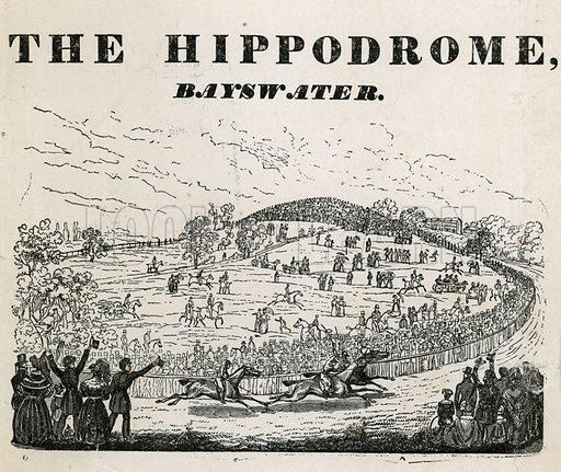 The Hippodrome, Bayswater.