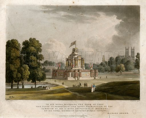 Temple of Concord for the Peace of 1814.