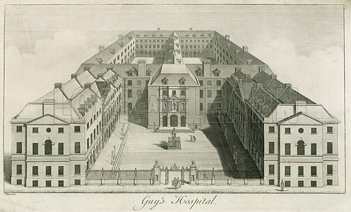 Guy's Hospital.