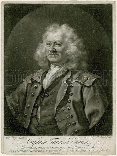 Captain Thomas Coram.