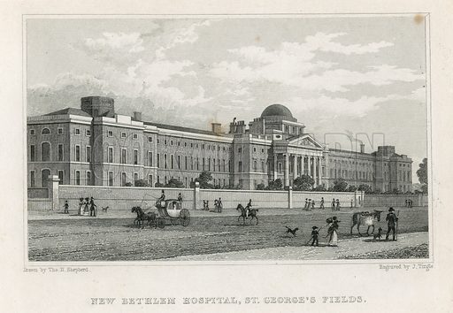 The Bethlehem Hospital.