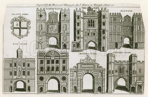 London Gates.