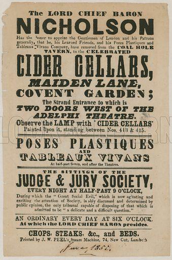 Cider Cellars.