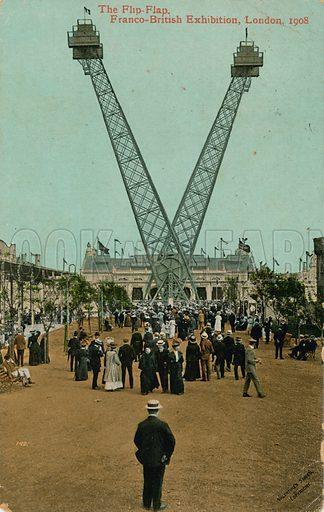 The Flip-Flap, Franco-British Exhibition, London, 1908.