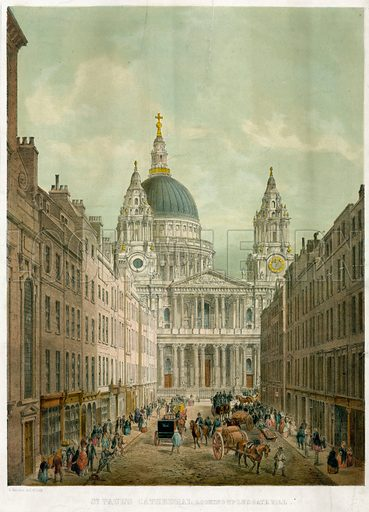 Ludgate Hill.