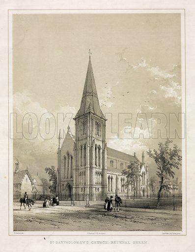 St Bartholomew's Church Bethnal Green.