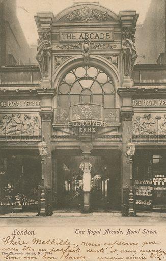 The Royal Arcade, Bond Street