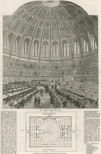 The New Reading Room, British Museum