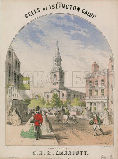 The Bells of Islington Gallop