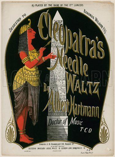 Cleopatra's Needle Waltz