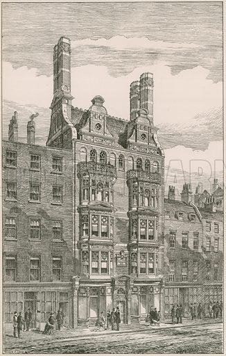 Clifford Chambers, Bond Street, London