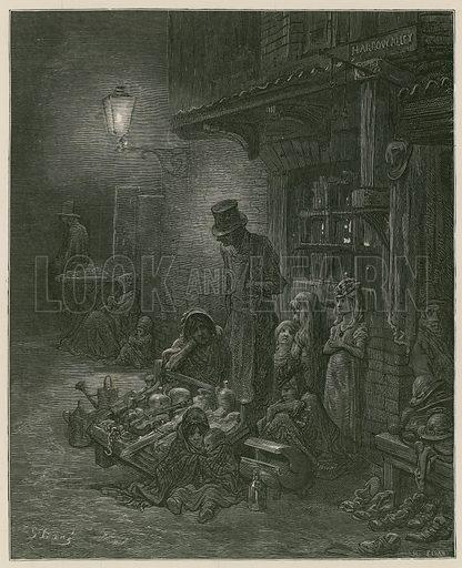 Slums In London