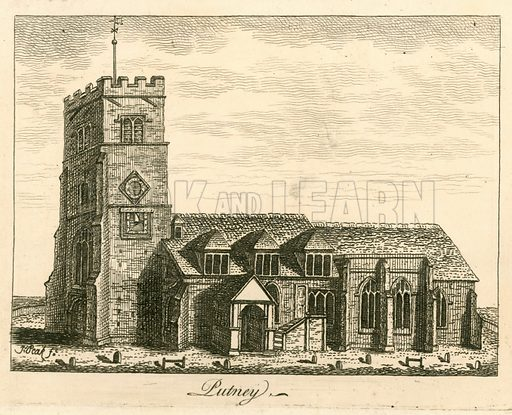 Putney Church, London.