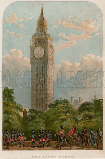 The Clock Tower, Westminster, London