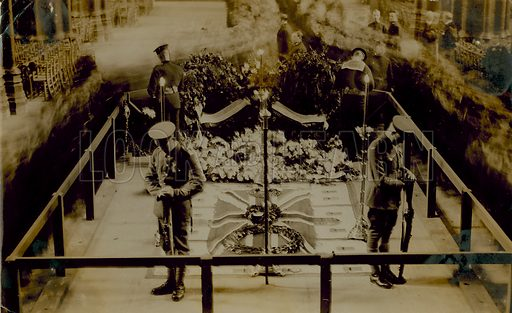 Tomb of the Unknown Soldier, picture, image, illustration