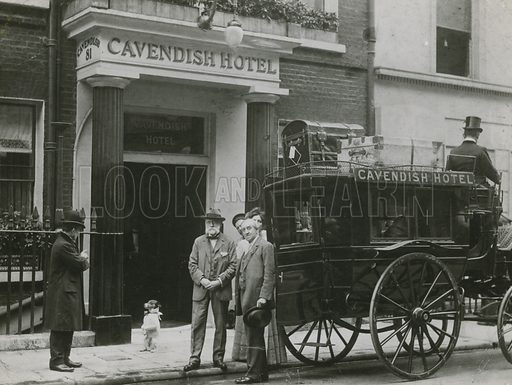 Image result for historic Cavendish Hotel London
