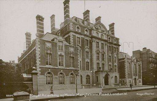 Royal Academy of Music, Marylebone Road, London