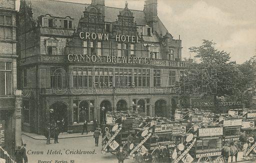 Crown Hotel, Cricklewood.