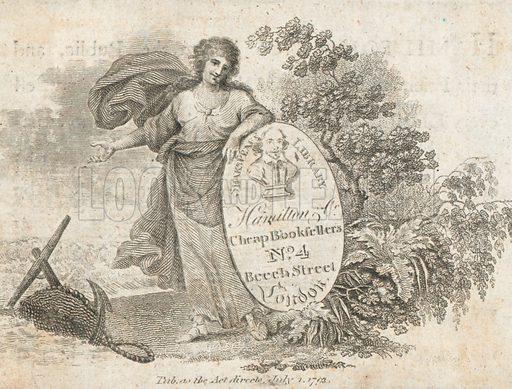 Trade card, Hamilton & Co