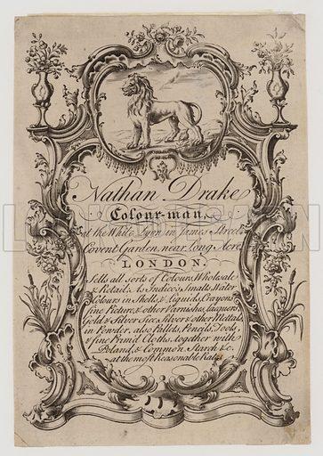 Colourmen, Nathan Drake, trade card