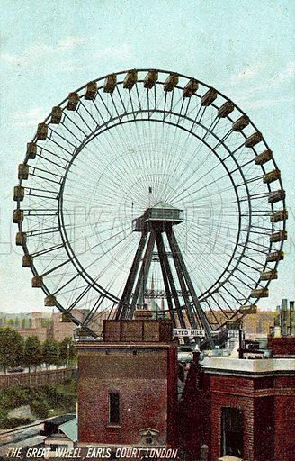 The Great Wheel, Earls Court, London