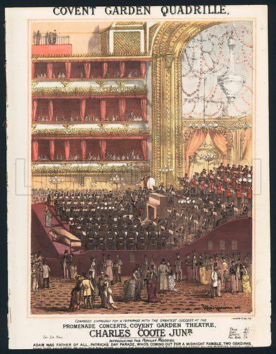 Covent Garden Quadrille
