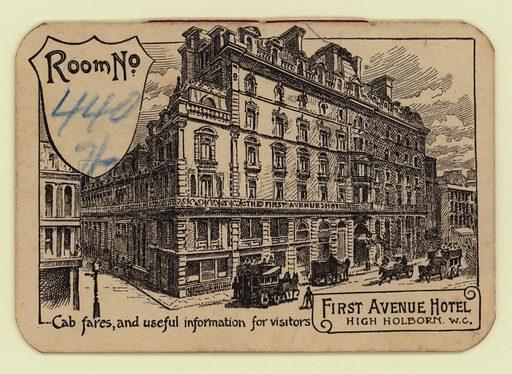 First Avenue Hotel, High Holborn, London