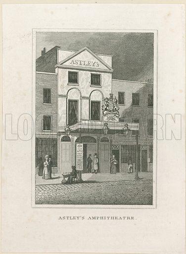 Astley's Amphitheatre.